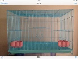 Bird cage. New Bird cage for canary finches etc...