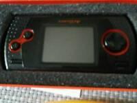 Handheld sonic console