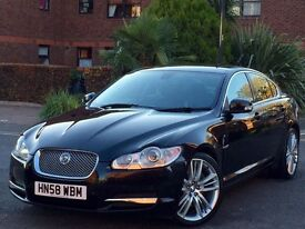 2009 JAGUAR XF 2.7d V6 PREMIUM LUXURY AUTO-7G PADDLE SHIFT FULLY LOADEDED