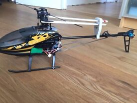 Honey Bee CP3 Remote Helicopter