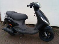 Piaggio zip 50cc 2T (2009) Delivery available
