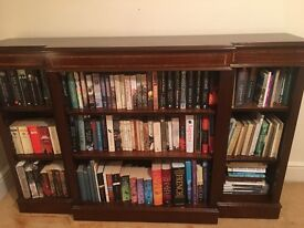 BOOK SHELF - SOLID - FABULOUS STYLE AND EASY SHELF CHANGE HEIGHT £125