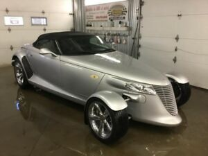 2000 Plymouth Prowler ROADSTER SUPER BOLIDE