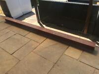 Steel beam - needs to go!