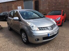 Nissan note 1.4 £1490