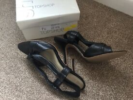 Brand new Topshop shoes