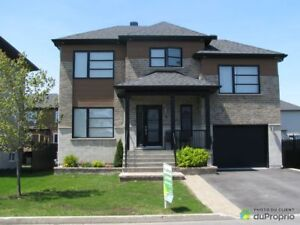 424 900$ - Maison 2 étages à vendre à St-Constant