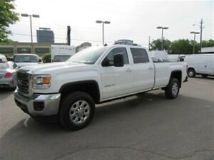 2015 Chevrolet SILVERADO 3500HD Crew Cab 4x4 diesel long box loa