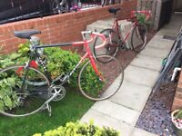 Retro cycle bike