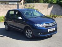 Dacia Sandero 0.9 TCe Laureate start stop Only 8400 miles
