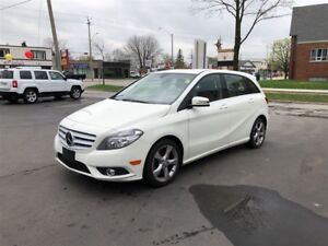 2014 Mercedes-Benz B-Class B250- LEATHER HEATED SEATS, REAR VIEW