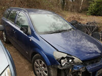 breaking vauxhall astra cdti diesel all parts available
