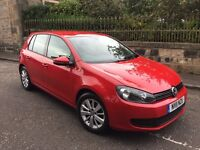 Volkswagen Golf 1.6 TDI BlueMotion Tech Match Final Edition Diesel 2011 new shape.