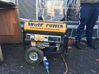 Wolf power 3500 generator