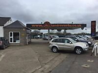Vehicle Forecourt maintenance and Valeter FULL OR PART TIME CONSIDERED