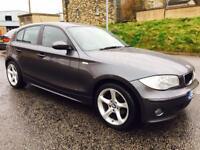 £3,490 BMW 1 Series 2.0 120d SE 5dr SAT NAV+LEATHER PACK+iDRIVE