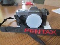 Pentax P30t SLR 35mm (film) Camera Body.