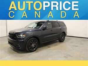 2016 Dodge Durango R/T R/T|7PASS|NAVIAGTION|MOONROOF