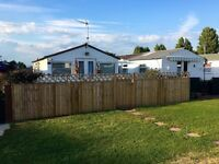Chalet - leysdown holiday home
