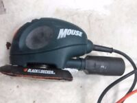 Black & Decker MOUSE Electric corded Sander