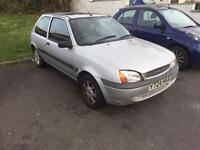 Ford Fiesta mk 5 breaking for spares