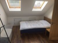 A BRAND NEW ROOM IS AVAILABLE TO LET IN GANTS HILL