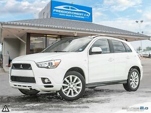 2011 Mitsubishi RVR GT 4wd Panoramic Roof, Leather and more