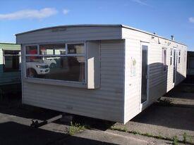 Cosalt Torbay 35x12 FREE UK DELIVERY 2 bedrooms 2 bathrooms + en suite over 100 static caravans