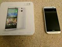 HTC one M8 great condition 16gb