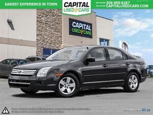 2007 Ford Fusion * Command Start* AWD* New Tires*  Disc CD*