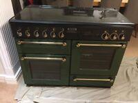 Rangemaster gas cooker 110cm