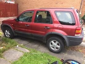 Ford maverick spares repair
