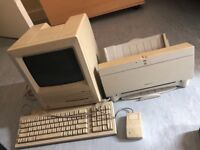 RETRO APPLE MACINTOSH SE