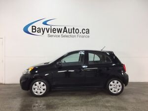 2017 Nissan Micra S - A/C! BLUETOOTH! PWR GROUP! CRUISE! GAS...