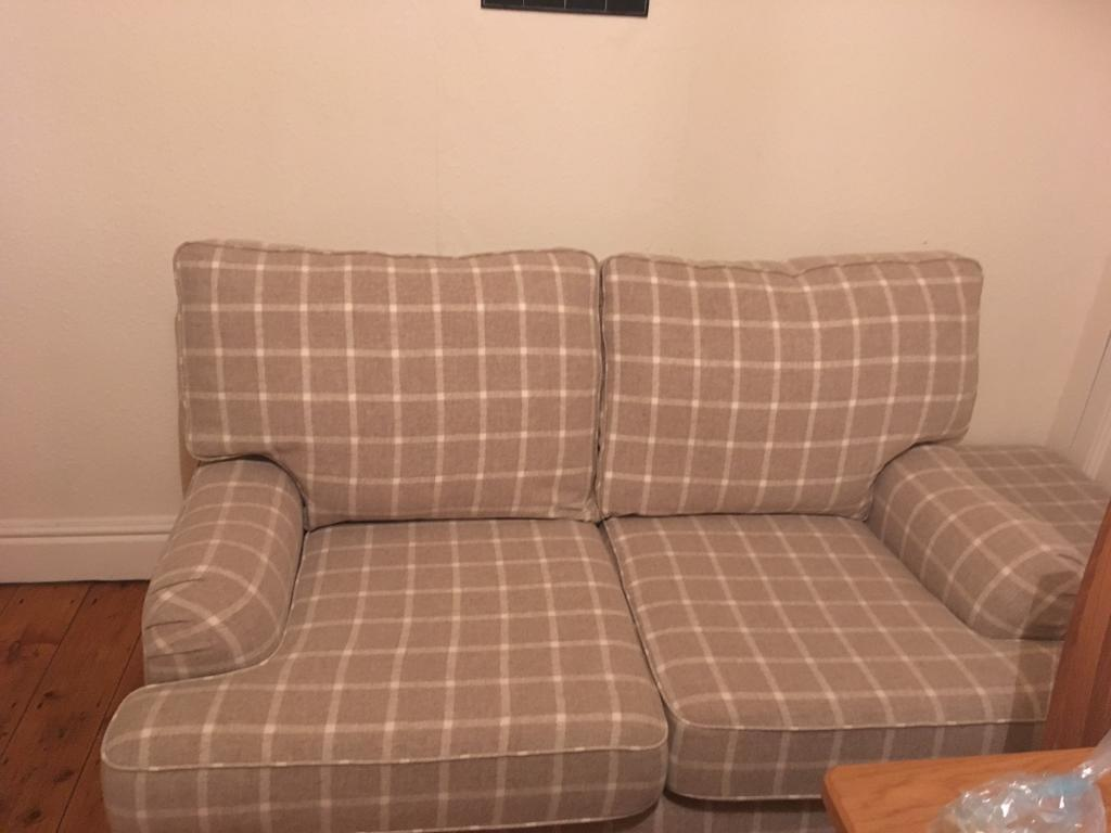 Miraculous Lovely Ms Sofa With Footstool In Stockport Manchester Gumtree Creativecarmelina Interior Chair Design Creativecarmelinacom