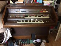 FREE - Organ (Eminent Solina F 225)
