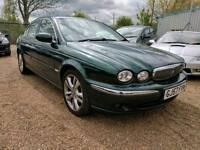 Jaguar X-Type 2.2D Se 6 Speed - Fantastic History