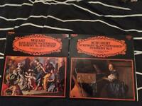 Collection of 13 Classical music LP's by Camden Classics.