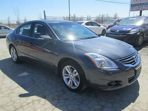2012 Nissan Altima SR**LEATHER**SUNROOF** 3 YEARS WARRANTY INCLU