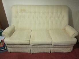 Modern Parker knoll Original sofa & armchair 2 pieces - 3 piece suite