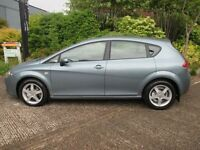 beautiful seat loen 1.9 tdi sport,full mot.exceptional condition.