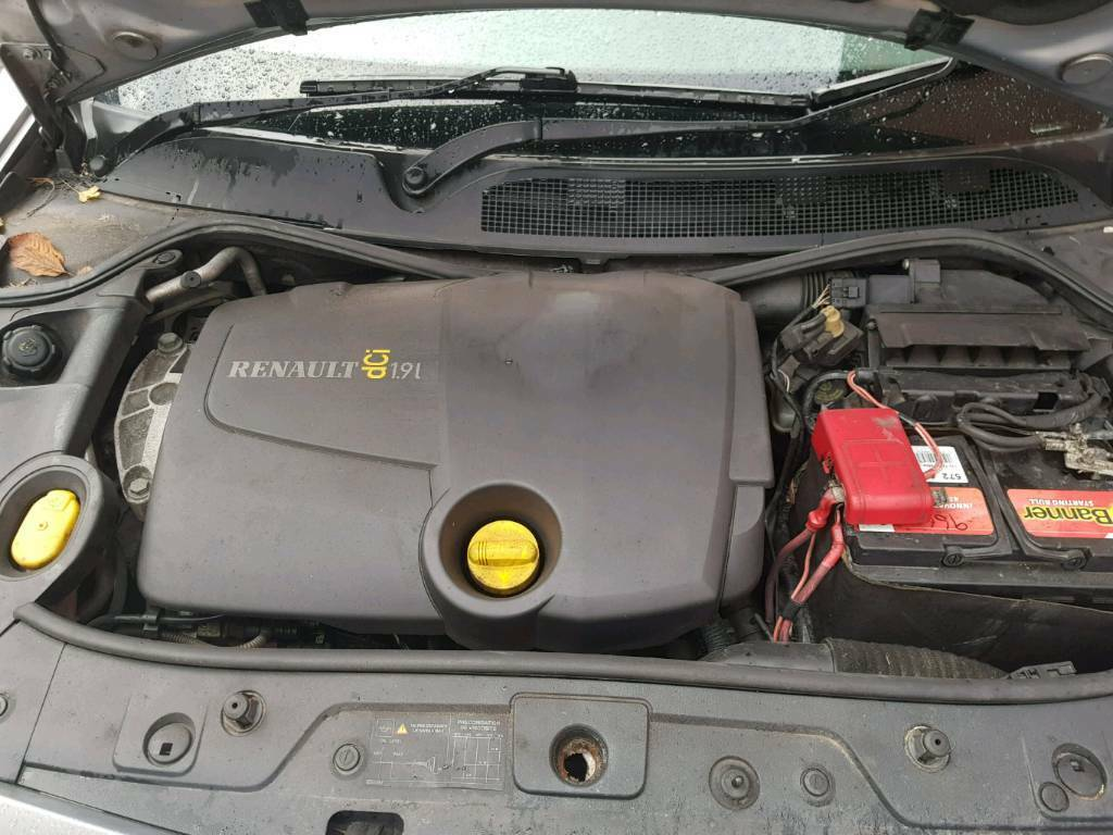 Renault megane karmann convertable