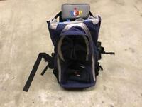 Bush Baby rucksack baby carrier