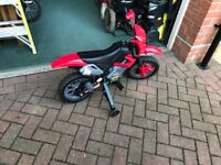 Childs Electric Bike For Sale