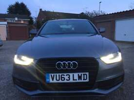 PX WELCOME, AUDI A4 S. LINE BLACK EDITION TDI 177BHP