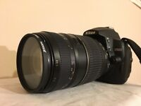 Digital Camera: Nikon D5000 DSLR Brilliant conditions with 2 lenses