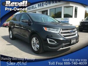 2015 Ford Edge SEL AWD  *1-owner  ONLY 33k