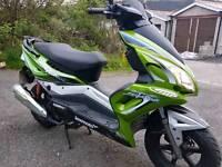 Lexmoto matador 125cc moped