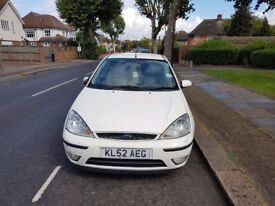 Ford Focus Ghia 1.6 AUTOMETIC not Manual