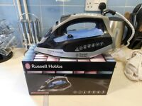 Russell Hobbs Colour Control Steam Iron (as new)